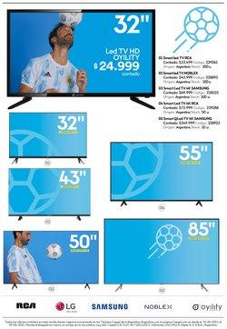 Ofertas de Samsung en el catálogo de Coppel ( 9 días más)