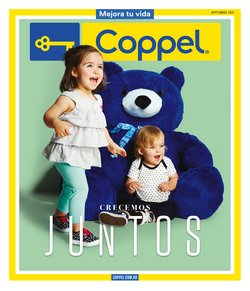 Ofertas de Juguetes, Niños y Bebés en el catálogo de Coppel ( 7 días más)