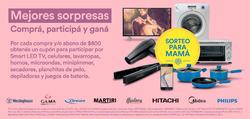 Ofertas de Coppel  en el folleto de San Miguel (Buenos Aires)