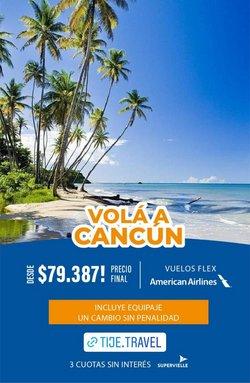 Ofertas de Viajes en el catálogo de Tije Travel ( 4 días más)