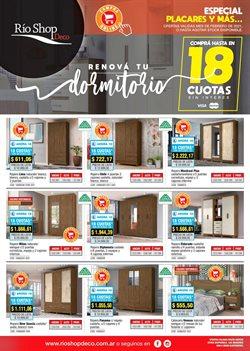 Ofertas de Muebles y Decoración en el catálogo de Rio Shop Deco en Martínez ( 2 días más )