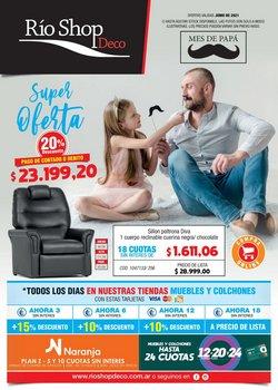 Ofertas de Muebles y Decoración en el catálogo de Rio Shop Deco ( 10 días más)