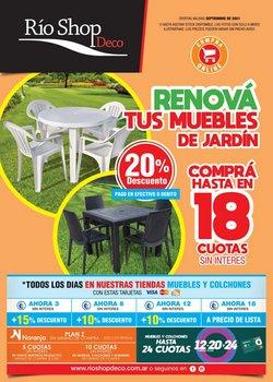 Ofertas de Muebles y Decoración en el catálogo de Rio Shop Deco ( 14 días más)