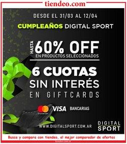 Catálogo Digital Sport ( 4 días más )