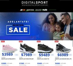 Ofertas de Digital Sport en el catálogo de Digital Sport ( 4 días más)