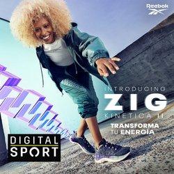Ofertas de Deporte en el catálogo de Digital Sport ( Más de un mes)