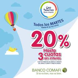 Ofertas de Juguetes y bebes  en el folleto de Giro Didáctico en Punta Alta