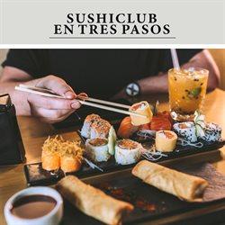 Catálogo Sushi Club ( Publicado ayer )