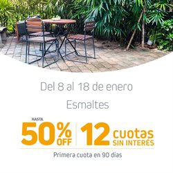 Ofertas de Ferreterías y Jardín en el catálogo de Prestigio en Monte Grande (Buenos Aires) ( Caduca mañana )