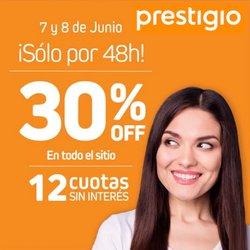 Ofertas de Prestigio en el catálogo de Prestigio ( Vencido)