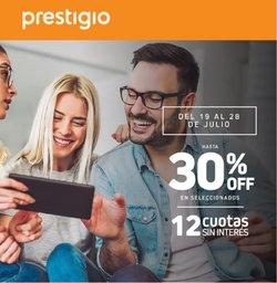 Ofertas de Prestigio en el catálogo de Prestigio ( 2 días más)