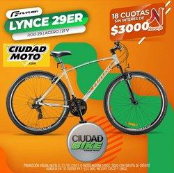 Ofertas de Ciudad Moto en el catálogo de Ciudad Moto ( 7 días más)