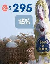 Oferta de Conejo Bon o Bon por $295