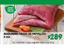 Oferta de Carne por $289
