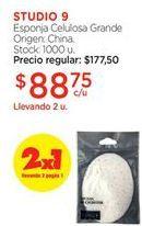 Oferta de Esponja por $88,75