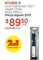 Oferta de Limas por $89,5