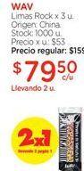 Oferta de Limas por $79,5
