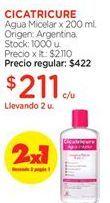 Oferta de Agua por $211