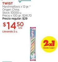 Oferta de Golosinas Twist por $14,5