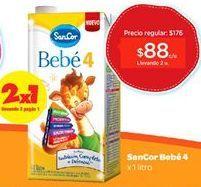 Oferta de Leche infantil Sancor por $88