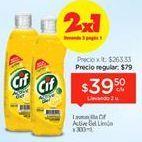 Oferta de Lavavajillas Cif por $39,5
