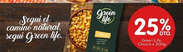 Oferta de Maíz Green Life por