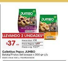 Oferta de Galletas Jumbo por $37