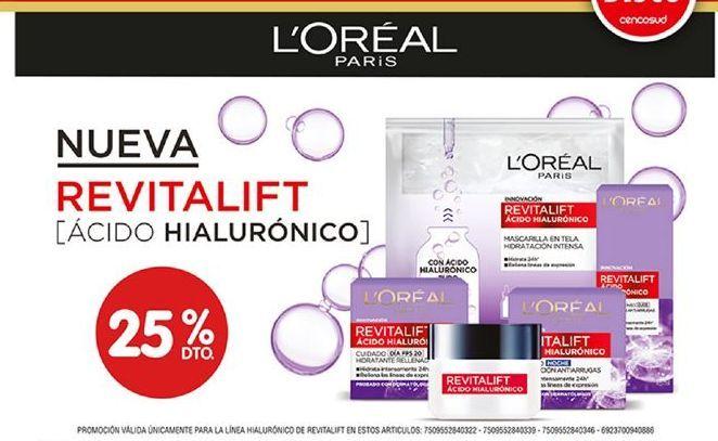 Oferta de Cuidado facial L'Oréal por