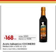 Oferta de Aceto balsámico Cocinero por $168