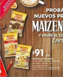 Oferta de Galletas Maizena por $91