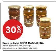 Oferta de Dulce de leche Doña Magdalena por