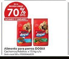 Oferta de Alimento para perros dogui por