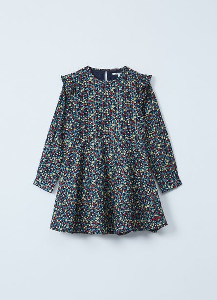 Oferta de EVA FLOWER PRINT SHORT DRESS por $59,9