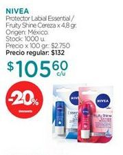 Oferta de Maquillaje Nivea por $105,6