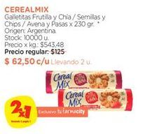 Oferta de Galletas CerealMix por