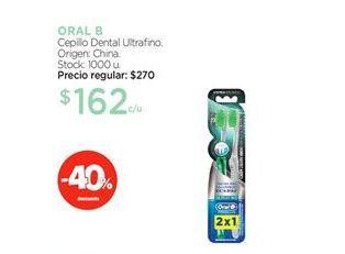 Oferta de Cepillo dental Oral-B por