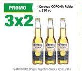 Oferta de Cerveza Corona por
