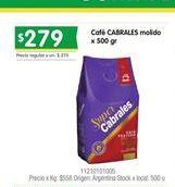 Oferta de Cafe Cabrales por $279