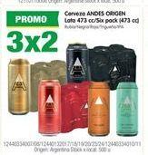 Oferta de Cerveza Andes por