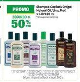Oferta de Shampoo CAPITALIS por