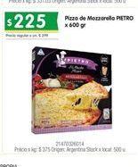 Oferta de Pizza pietro por $225