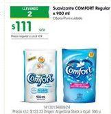 Oferta de Suavizante Comfort por $111