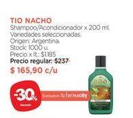 Oferta de Shampoo/Acondicionador x 200 ml. por