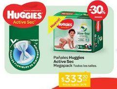 Oferta de Pañaleses Natural Care Megapack RN Unisex x 34 Unid. por