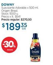 Oferta de Suavizante Adorable x 500 ml. por