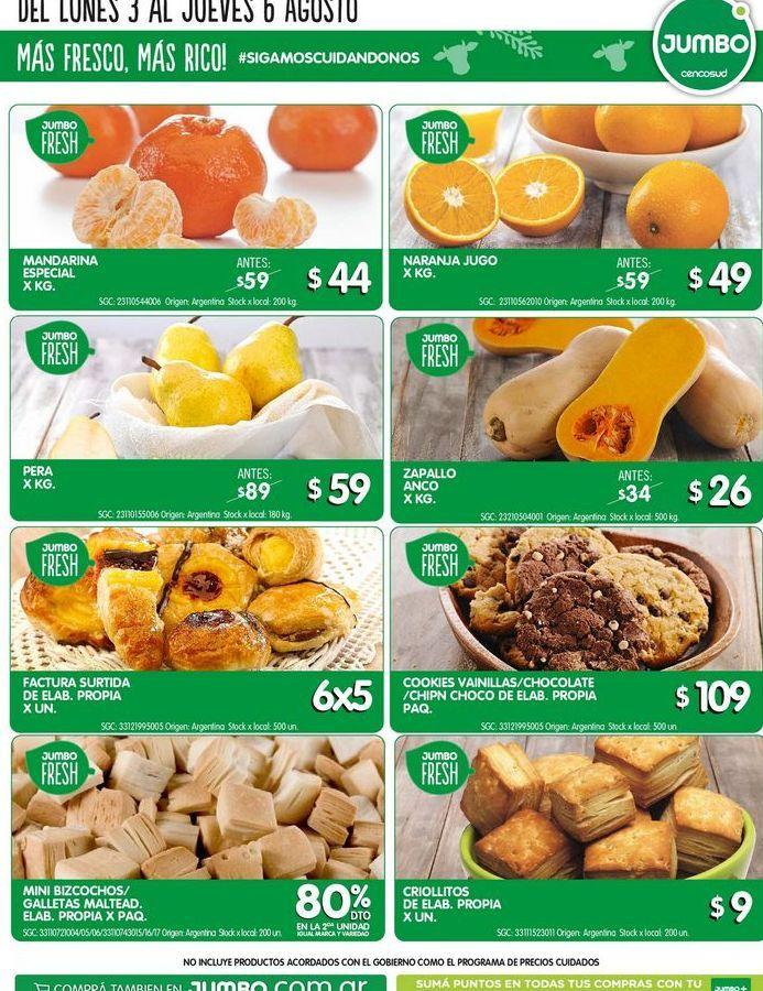 Oferta de Alimentos por