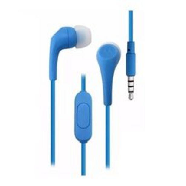 Oferta de Auriculares para Celular 3.5 mm Motorola Earbuds 2 BLUE SH006  Azul por $799
