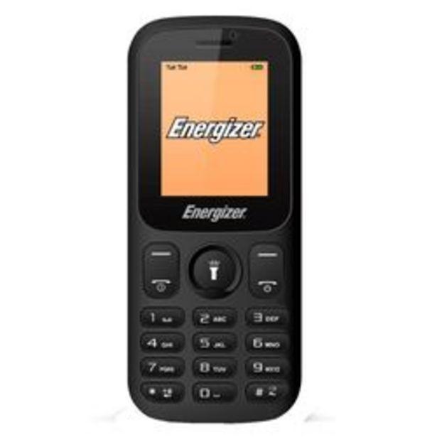 Oferta de Celular Feature Phone Energizer Energy E10+ por $3,149