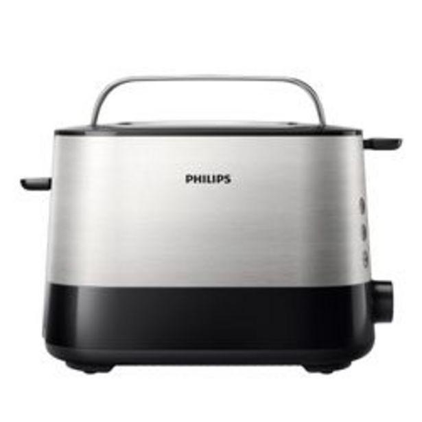 Oferta de Tostadora Philips HD2637/90 por $5,499