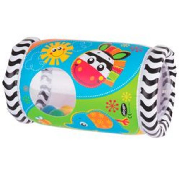 Oferta de Gimnasio  Playgro Tumble Jungle Musical Peek In Roller por $2,199